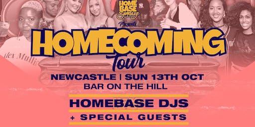 HOMEBASE   HOMECOMING TOUR