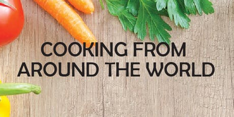 P4P Global Cooking Night: Brazil tickets