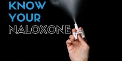 Naloxone (Narcan) Train the Trainer