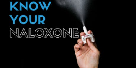 Naloxone (Narcan) Train the Trainer tickets