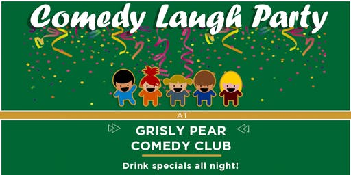 COMEDY LAUGH PARTY!