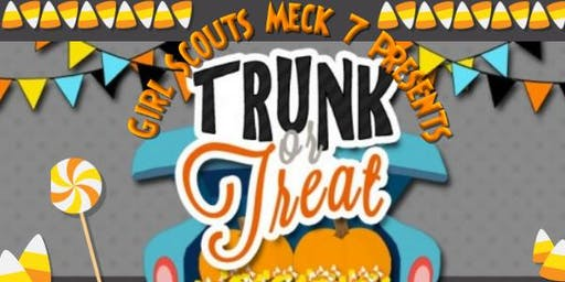 Girl Scouts Meck 7 Trunk or Treat