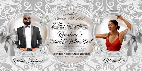 Roc-A-Tone Ball 25th Anniversary tickets