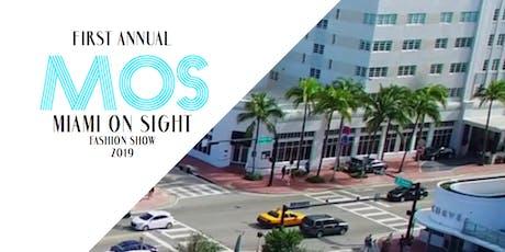 Miami on Sight tickets