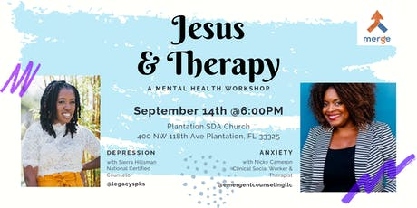 Jesus & Therapy: A Mental Health Workshop tickets