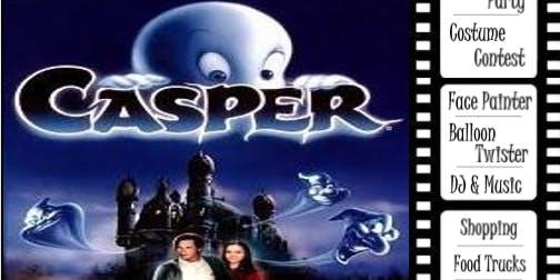 A Ghoulish Peoria Food Truck Movie Night! Sat 10/5 (Casper)