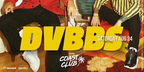 DVBBS Guest List at Time Nightclub tickets