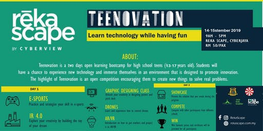 Teenovation: Learn Technology While Having Fun