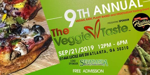 The Veggie Taste - 9th Annual