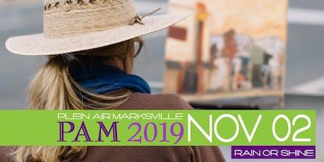 PAM 2019 - Nov 02 tickets
