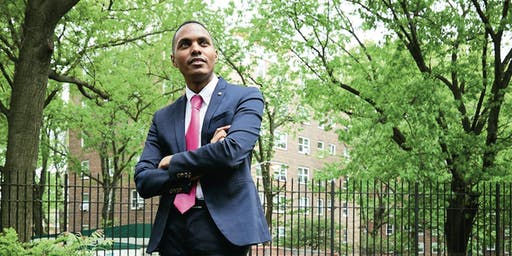 Electing the first Queer Man of Color to Congress: Ritchie Torres