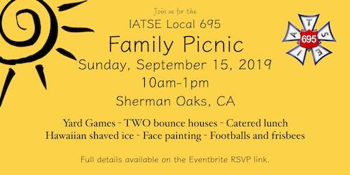 IATSE Local 695 Family Picnic
