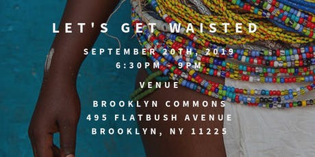 """✂ SIP & DESIGN ✂  """"Let's Get Waisted on the Rooftop"""" tickets"""