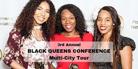 3rd Annual Black Queens Business Conference & Networking Tour- Dallas tickets