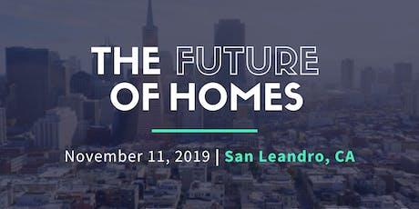 The Future of Homes: Modular Renewable Energy Smart Homes - San Leandro tickets