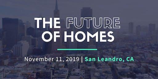 The Future of Homes: Modular Renewable Energy Smart Homes - San Leandro