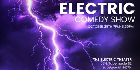 Electric Comedy Night tickets