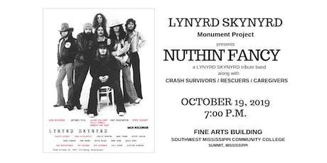 Lynyrd Skynyrd Monument Project Big Event tickets