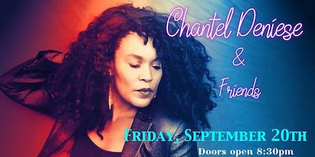 SOULFUL SENSATIONS Ft. Chantel Deniese & Friends tickets