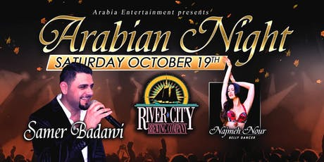 Arabian Night 101919 tickets