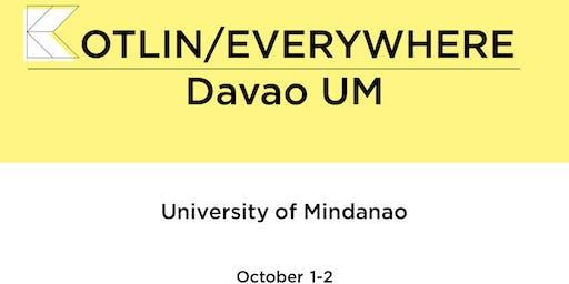 Kotlin/Everywhere : Davao UM