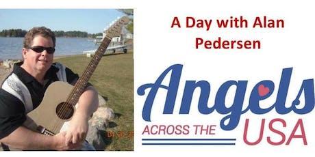 A Day With Alan Pedersen biglietti
