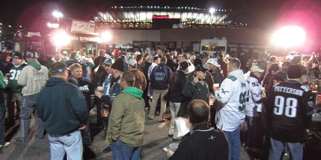 Eagles Tailgate Party with a live DJ - Video Game Truck & Bouncey house  tickets