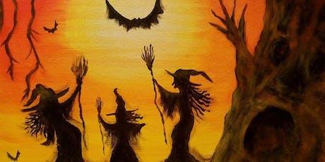 Paint Night on the Farm - Spooky tickets
