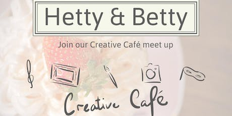 Creative Cafe Networking Meet Up tickets