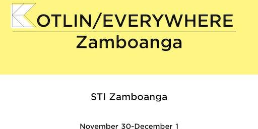 Kotlin/Everywhere : Zamboanga