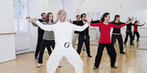 Tai Chi & Qigong Intro in Vienna w/ Master Daniel Lee
