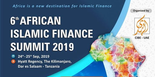 6TH AFRICAN ISLAMIC FINANCE SUMMIT