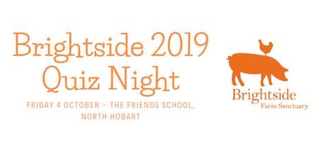 Brightside 2019 Quiz Night  tickets