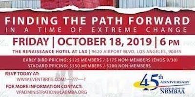 NBMBAA Los Angeles Chapter: 45th Anniversary Celebration