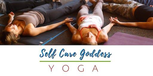 Self Care Goddess Yoga