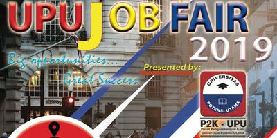 Job Fair Universitas Potensi Utama - Medan