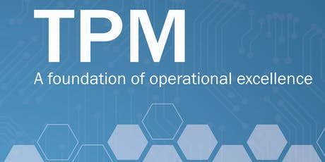 TPM: A foundation of Operational Excellence - Book Launch tickets