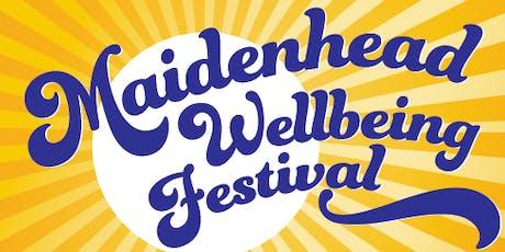 Maidenhead Wellbeing Festival tickets