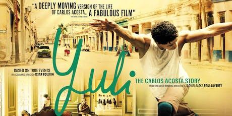 YULI —  The Carlos Acosta Story A film night tickets
