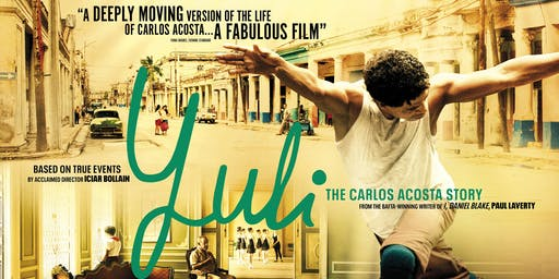 YULI —  The Carlos Acosta Story A film night