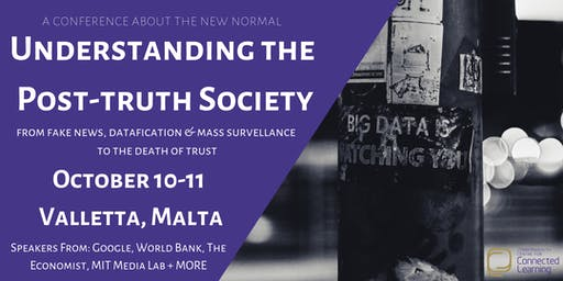 Understanding the Post-truth Society Conference