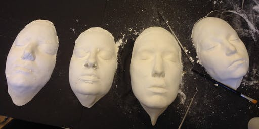 2-day Face Life Casting Workshop 26th-27th October (In Swedish & English)
