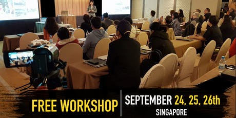 Singapore - FREE LIVE EVENT- How to Do Affiliate Marketing And Start A Business Without Any Website.			  tickets
