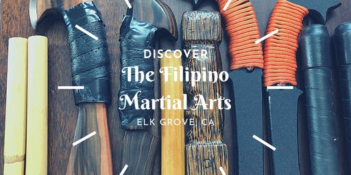 Elk Grove's Filipino Martial Arts - Adult Training Group - Free Trial