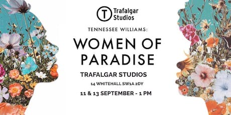 Tennessee Williams: Women Of Paradise tickets