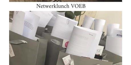 Netwerklunch VOEB tickets