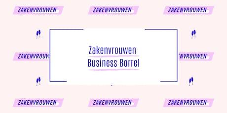 Zakenvrouwen Business Borrel voor ambitieuze vrouwen tickets
