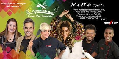 3 Dias e 6 palestras especiais e exclusivas no Experience Cake 2019