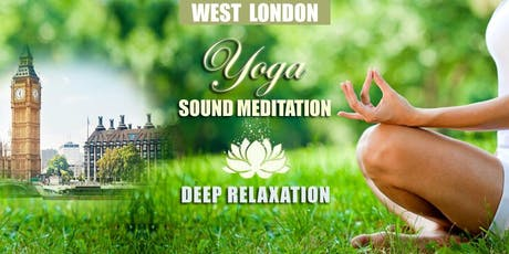 1st-time Mantra Meditation class in West London (Ealing) tickets