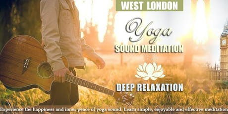 Meditation session in West London (Ealing) tickets